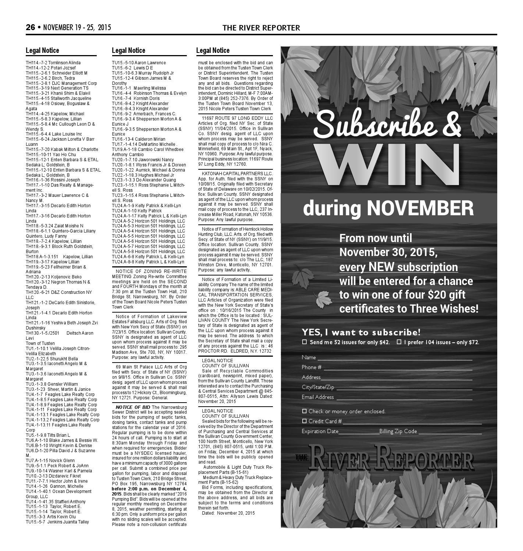 November 19 - 25, 2015 by Stuart Communications - issuu