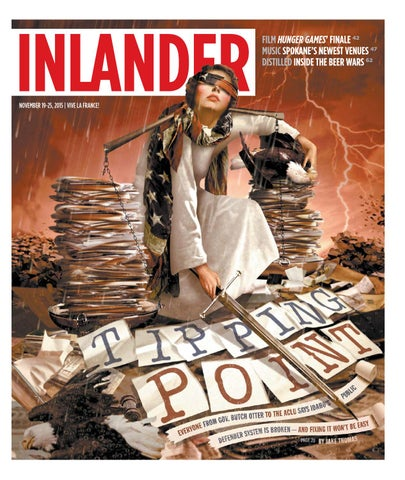 c5030c7478ed4 Inlander 11/19/2015 by The Inlander - issuu