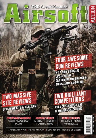 Issue 36 - June 2014 by Airsoft Action Magazine - issuu