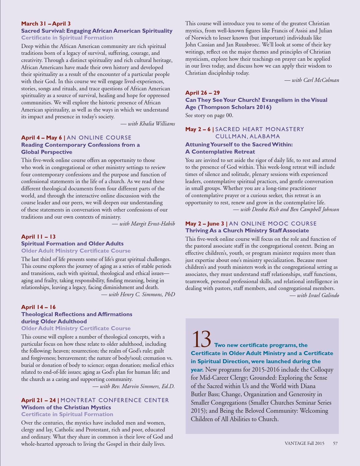 Vantage fall 2015 by columbia theological seminary issuu 1betcityfo Choice Image