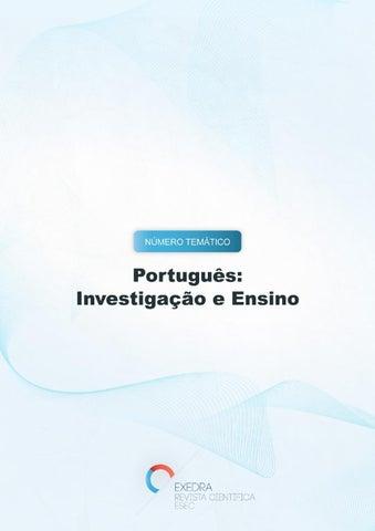 69b4d8410a22e Portugues investigacao ensino exedra2012 by cristina pinto - issuu