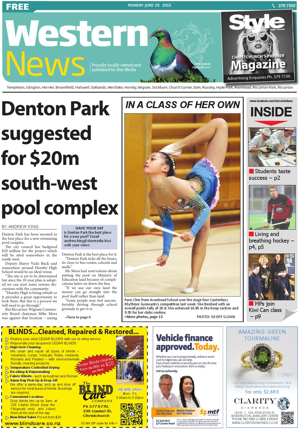 Western News 29-06-15 by Local Newspapers - issuu