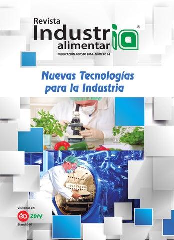 Revista Industria Alimentaria N 24 By Revista Industria Alimentaria
