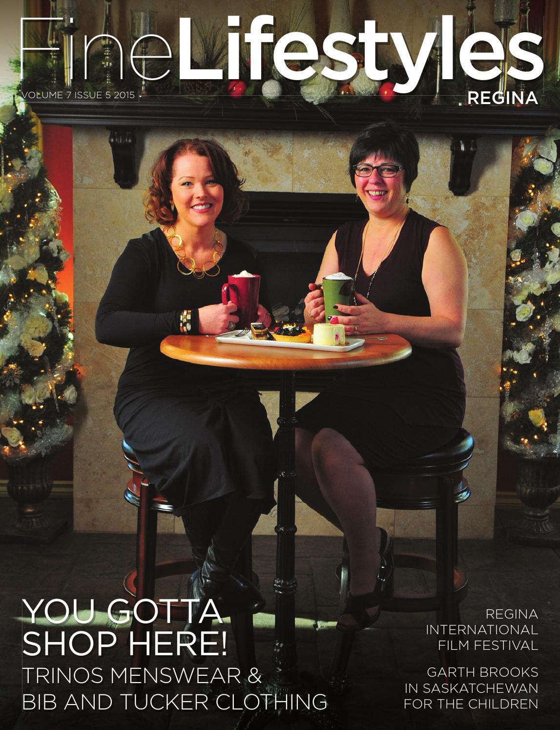 Fine lifestyles regina volume 7 issue 5 by fine lifestyles for 306 salon regina
