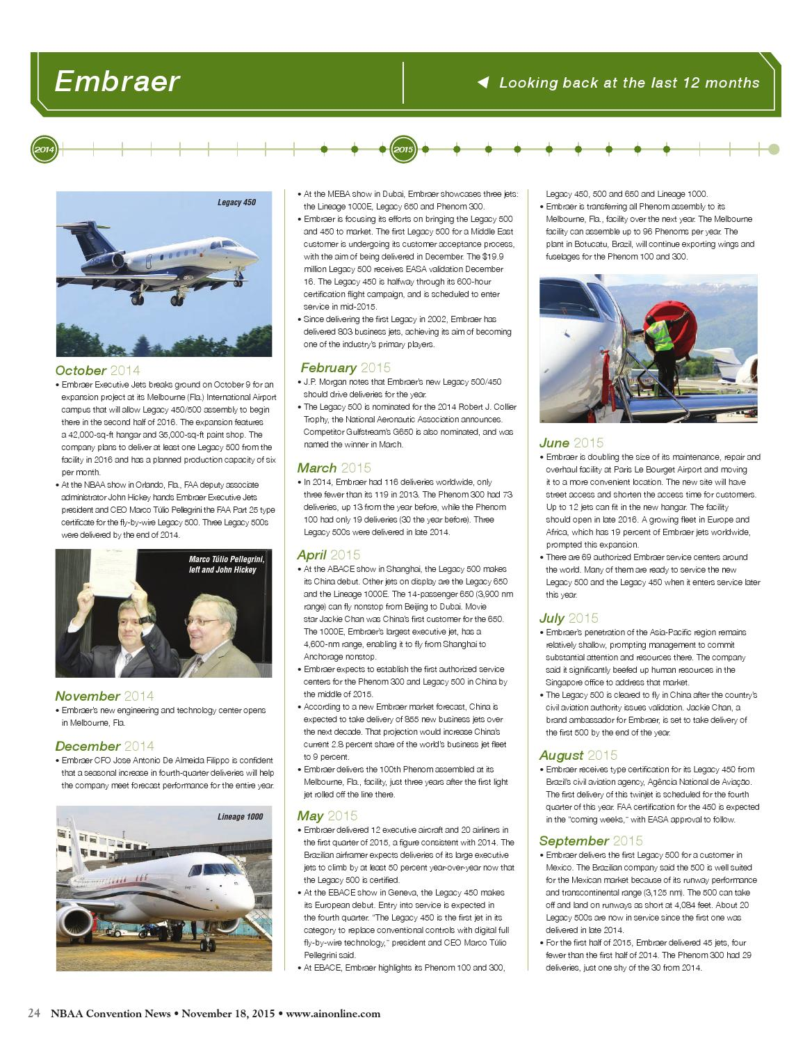 NBAA Convention News 11-18-15 by Aviation International News