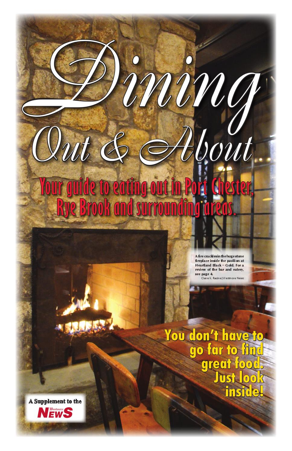 Dining Out & About 2015/11 by Westmore News - issuu