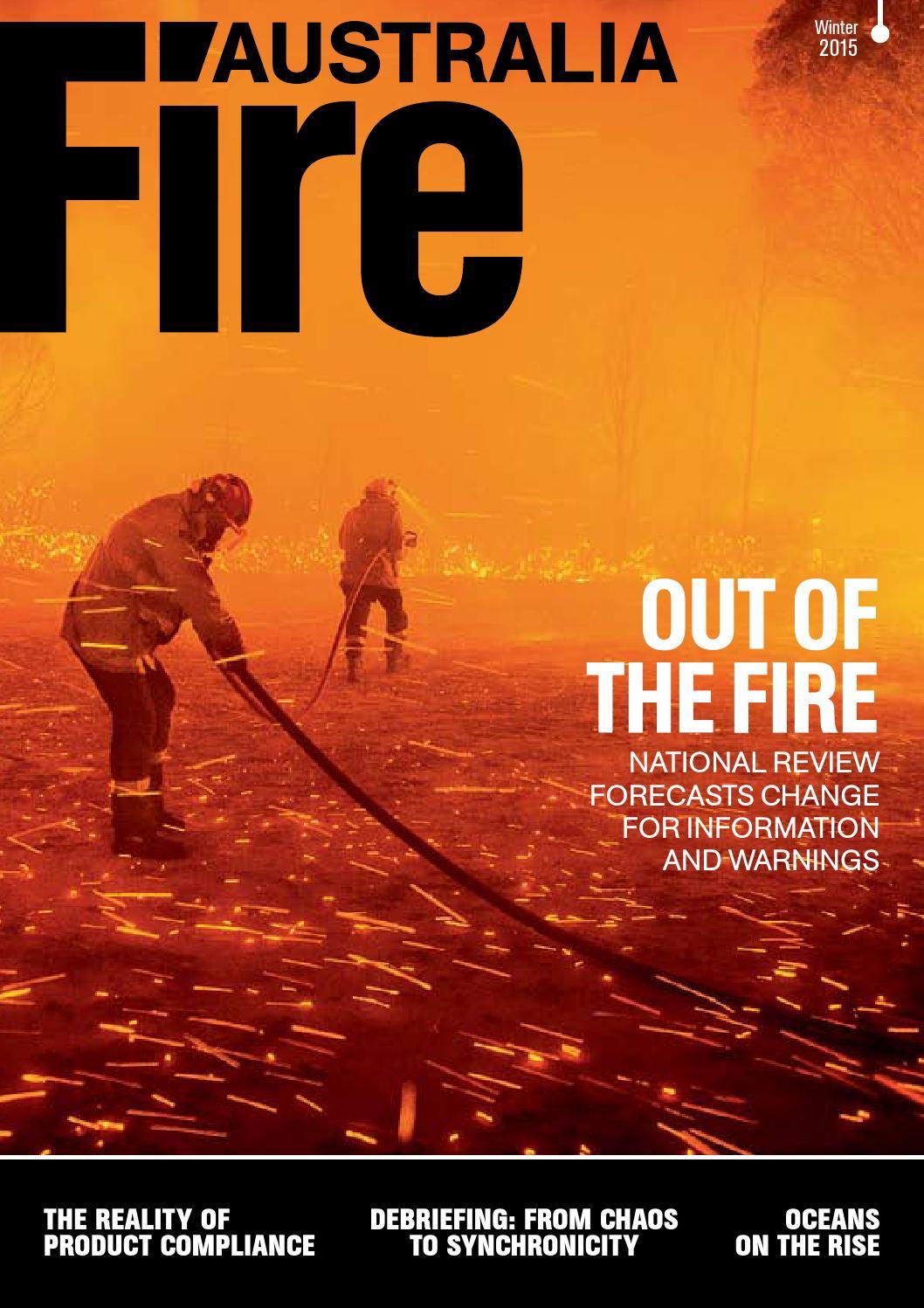 Fire Australia Winter 2015 By Afac