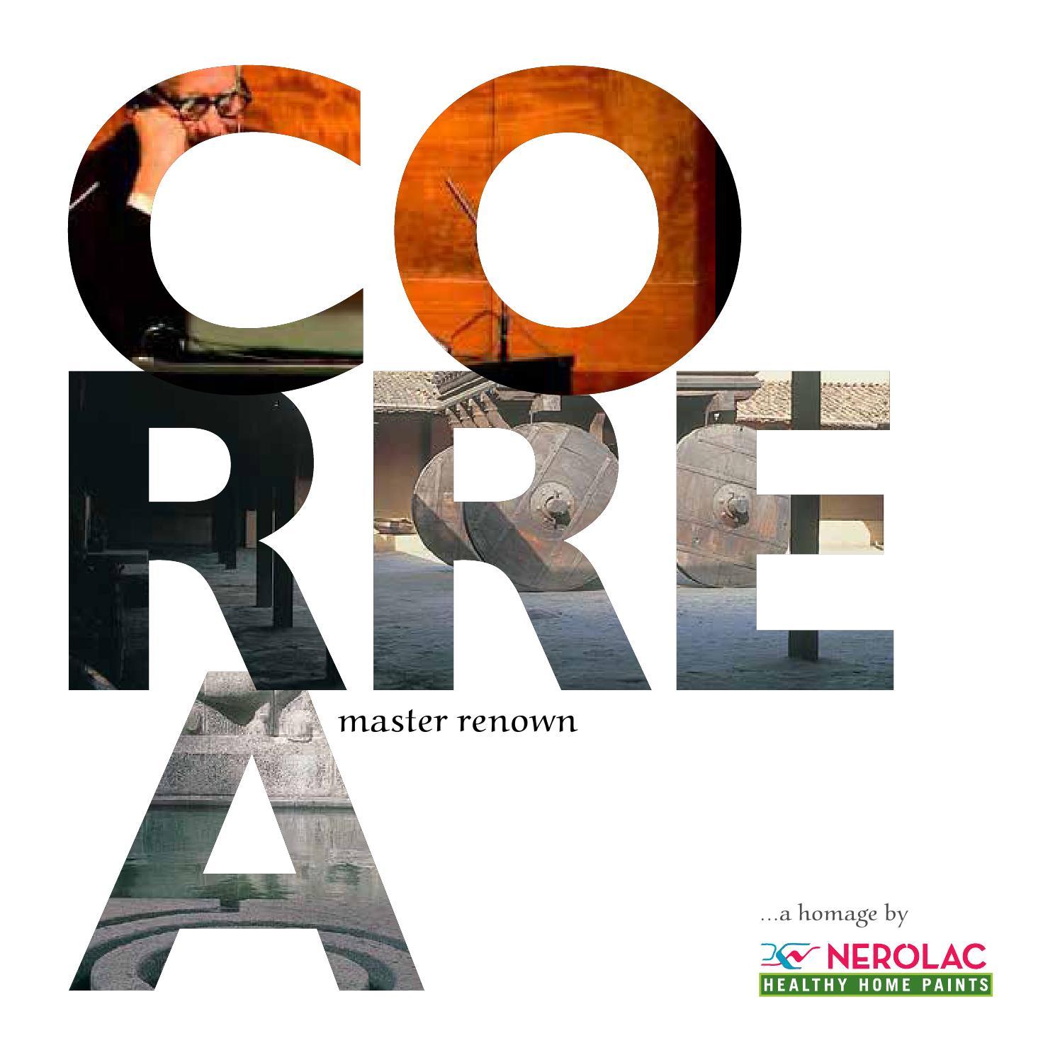 Correa - A Master Renown by Abdul Muttalib - issuu