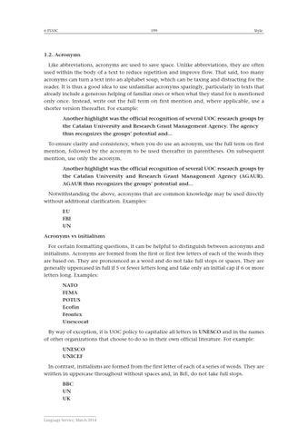 Practical Guide in English Usage (UOC) by UOC (Universitat Oberta de