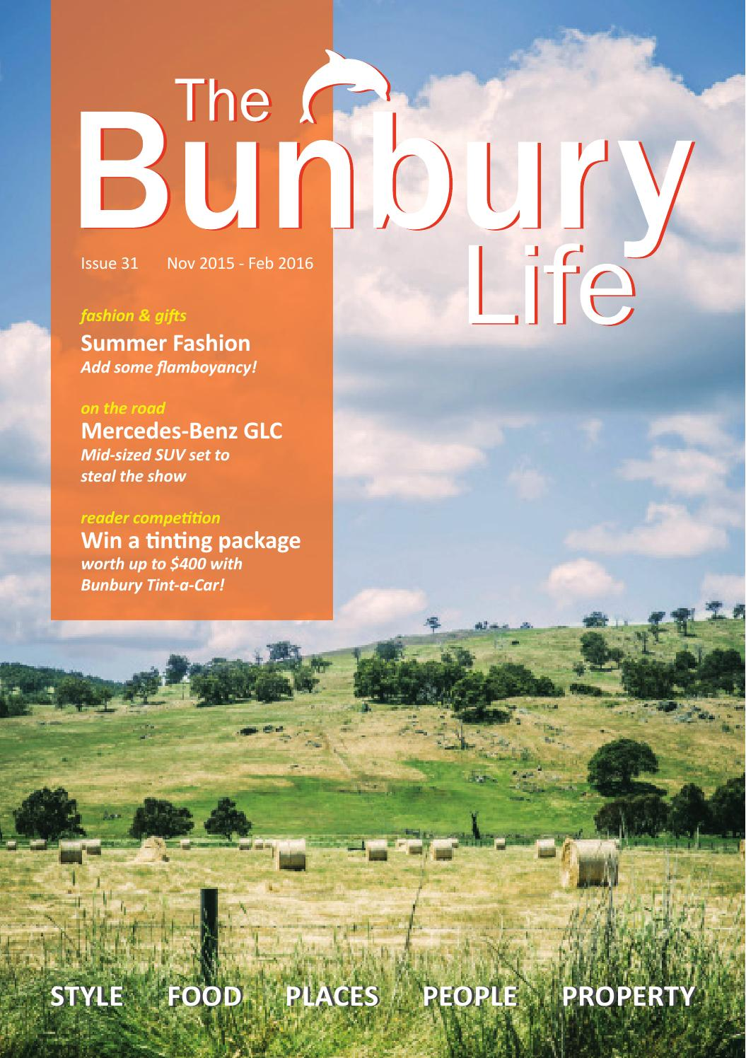 The Bunbury Life - Issue 31 by Blue Sky Media - issuu