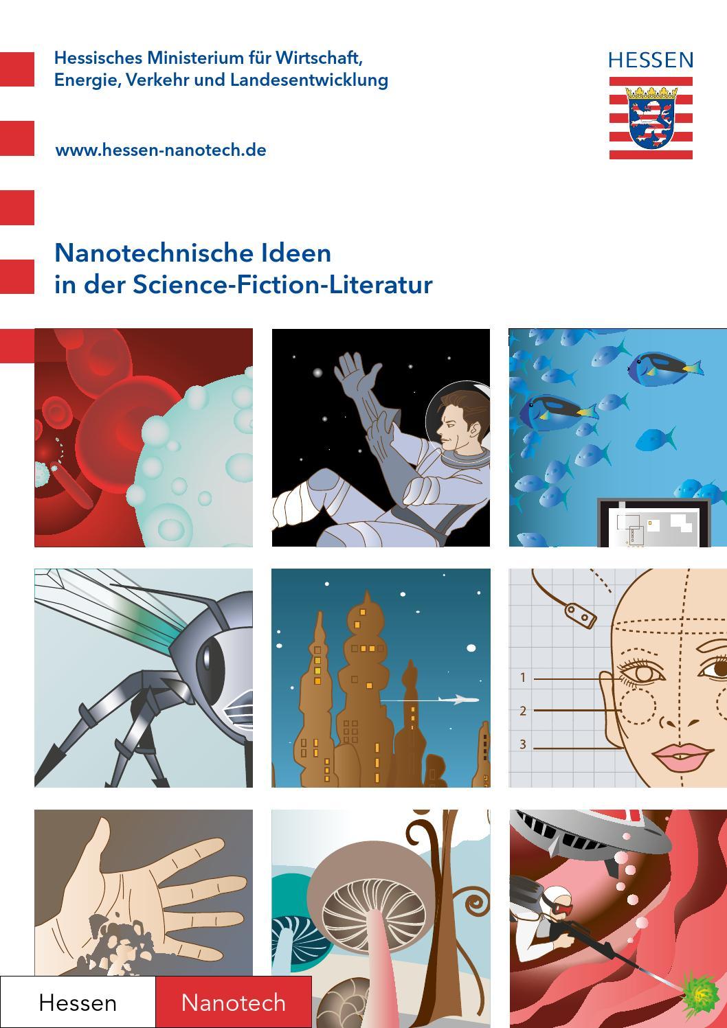Nanotechnische Ideen In Der Science Fiction Litera By Hessen Agentur