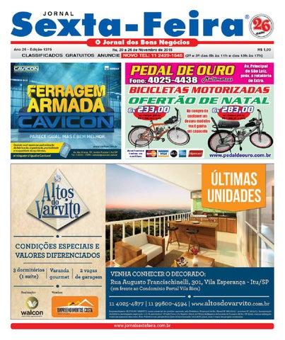 6a3b46a86 Jornal Sexta Feira