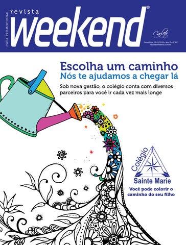 Revista Weekend - Edição 307 by Carleto Editorial - issuu eeeb2b4bea3
