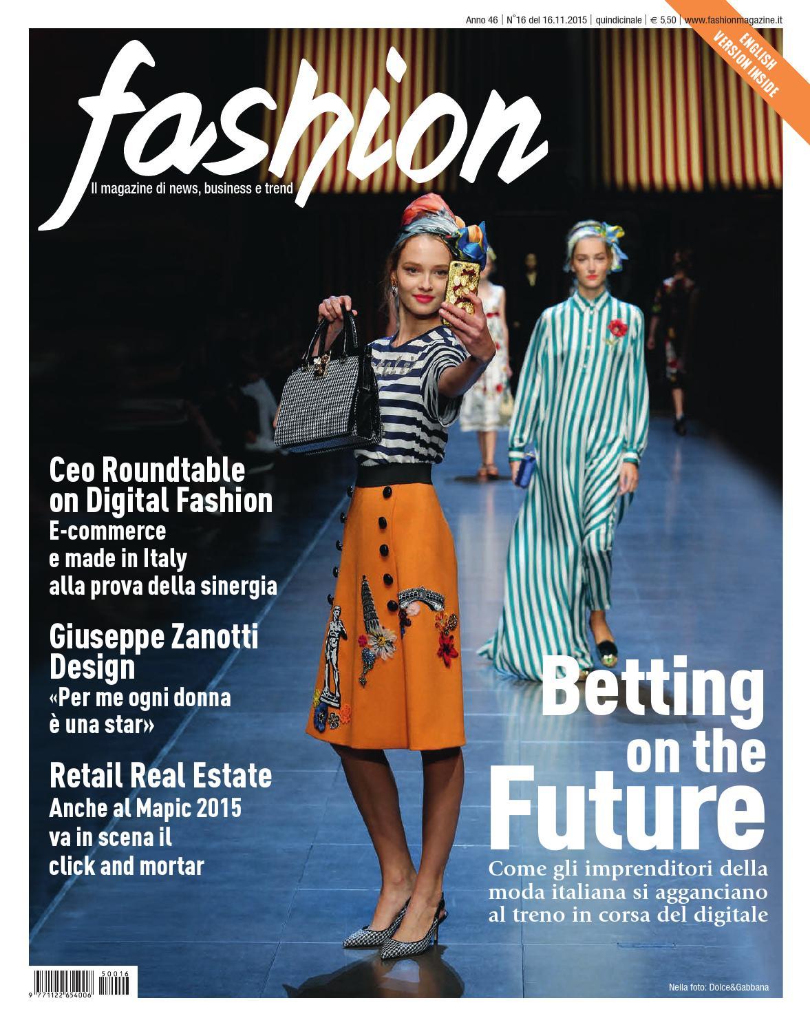 By 2015 Issuu 16 Fashion Fashionmagazine 5n4WEfR8