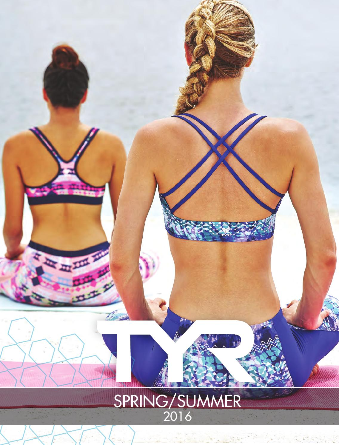 5087664861 2016 TYR Catalog Spring/Summer by TYR Sport - issuu