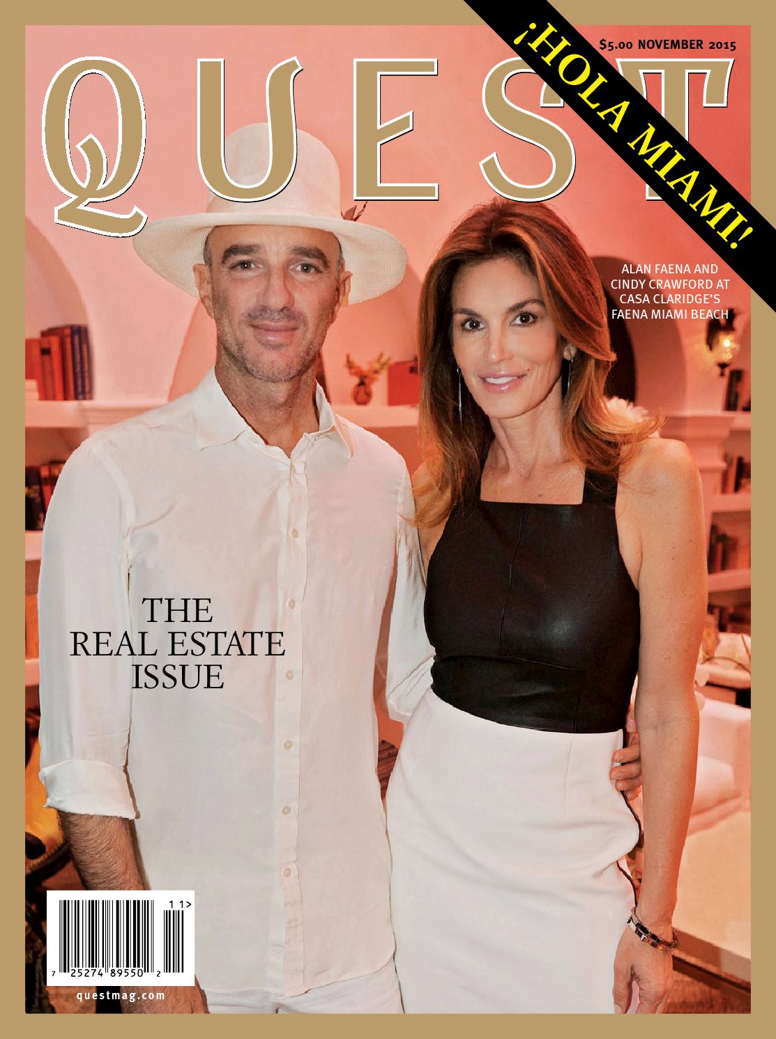 Quest November 2015 by QUEST Magazine - issuu 9e50fe3a3257