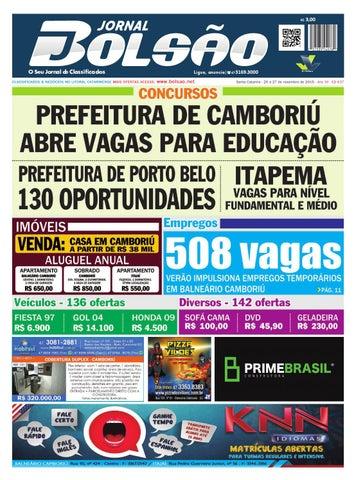 637 by Bolsão Jornal - issuu 7e5b9a18b8ae0