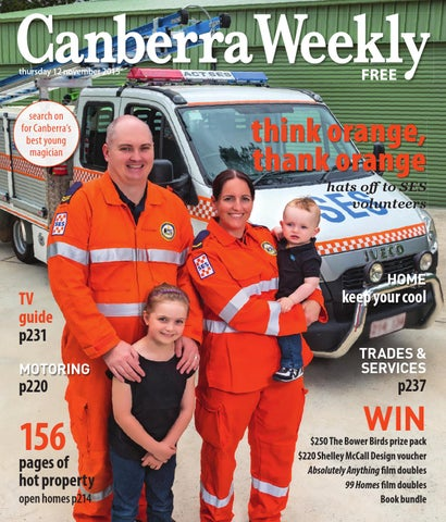 871ab0f1204 12 November 2015 by Canberra Weekly Magazine - issuu