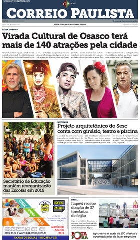 16dbaa8eb2 jornal Correio Paulista 1207 by Jornal Correio Paulista - issuu