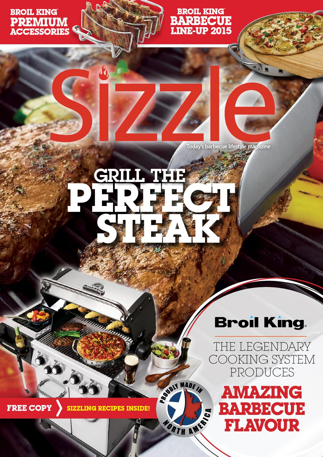 broil king sizzle zone