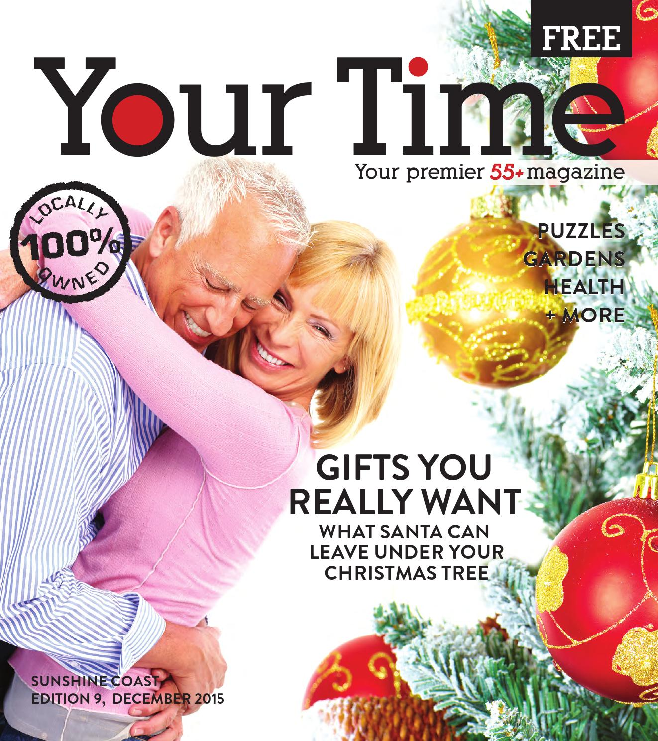 Your Time SC December 2015 Edition by My Weekly Preview issuu
