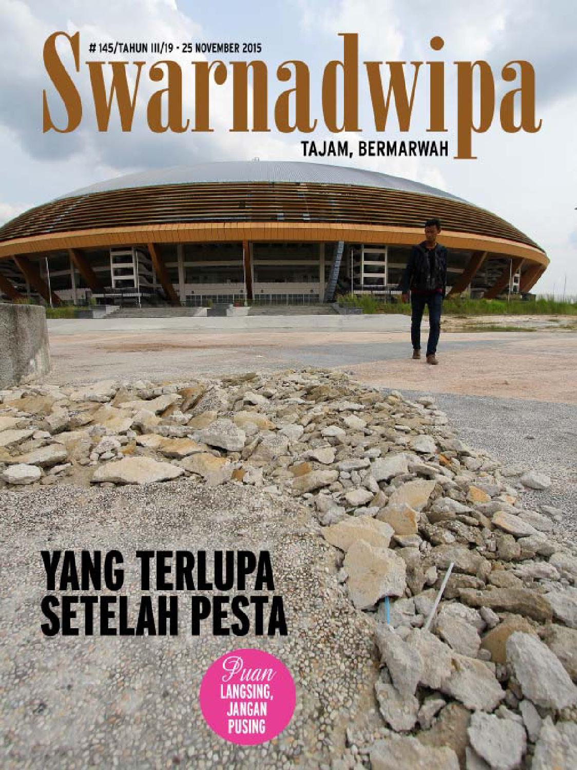 145 edition pdf by Majalah Riau Pos - issuu