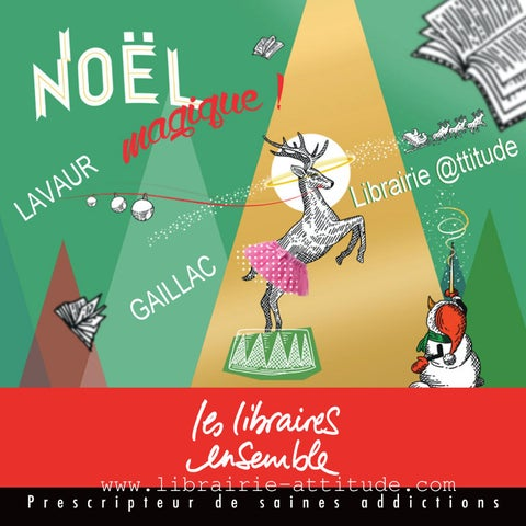 Catalogue Gnral De Nol By Librairie Attitude