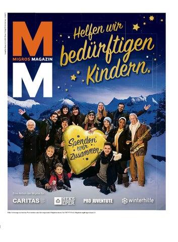 Migros Magazin 48 2015 D Bl By Migros Genossenschafts Bund   Issuu