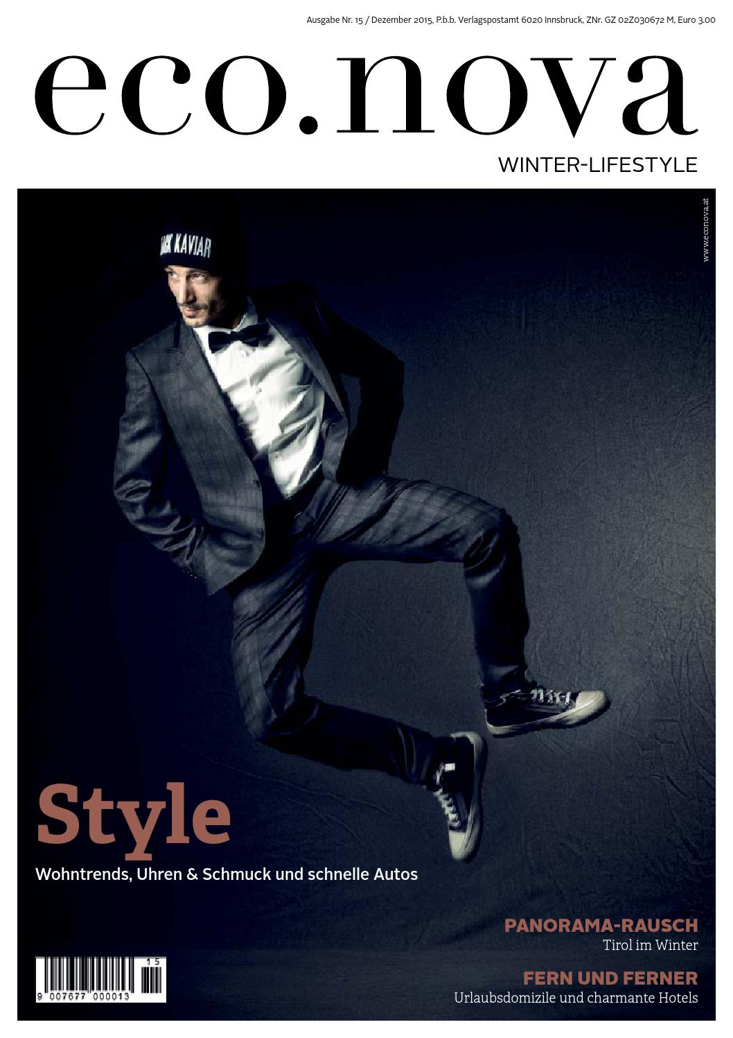nova Lifestyle Verlags By Gmbh Issuu Spezial Eco Winter 2015 JlFK1c3uT