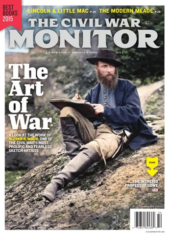 Issue 18 by the civil war monitor issuu page 1 best books 2015 fandeluxe Choice Image