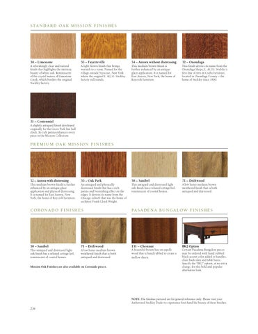Stickley Mission Oak Amp Cherry Collection By Stickley Issuu