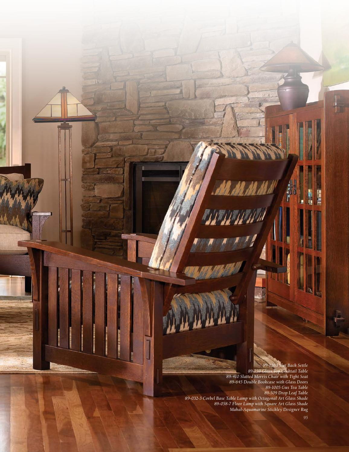 stickley mission oak