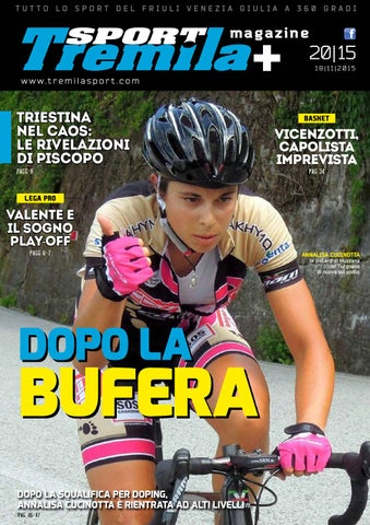 N 20 tremilasport 18 11 2015 by tremilasport issuu - Piscina magnano in riviera ...