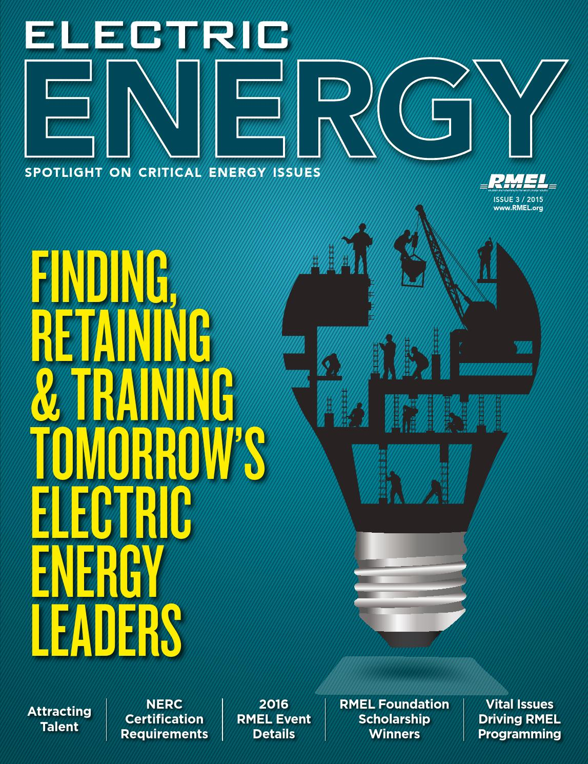 Rmel Electric Energy Issue 3 2015 By Hungry Eye Media Issuu