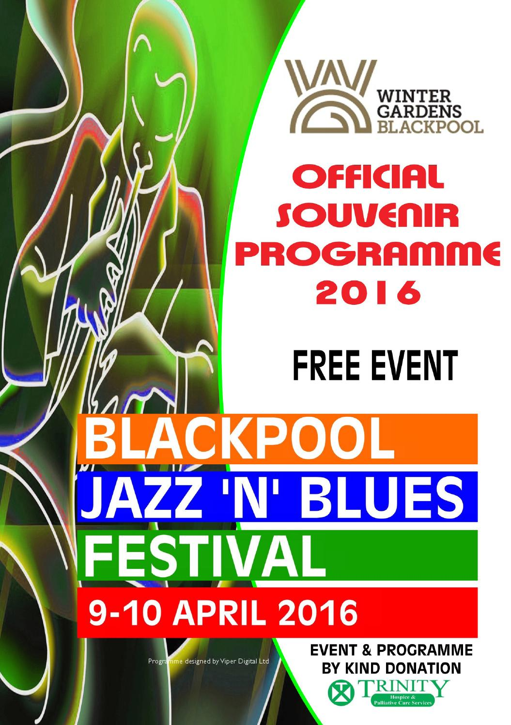 blackpool jazz and blues festival 2016 by viperdigital issuu