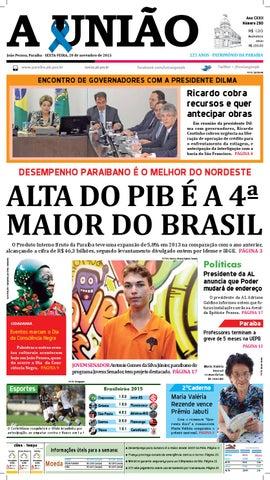 Jornal A União - 20 11 2015 by Jornal A União - issuu 60fe13653c297