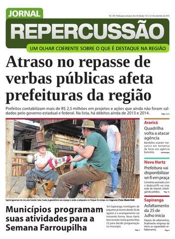 eaa7f69f3 Jornal Repercussão edição 133 by Jornal Repercussão - issuu
