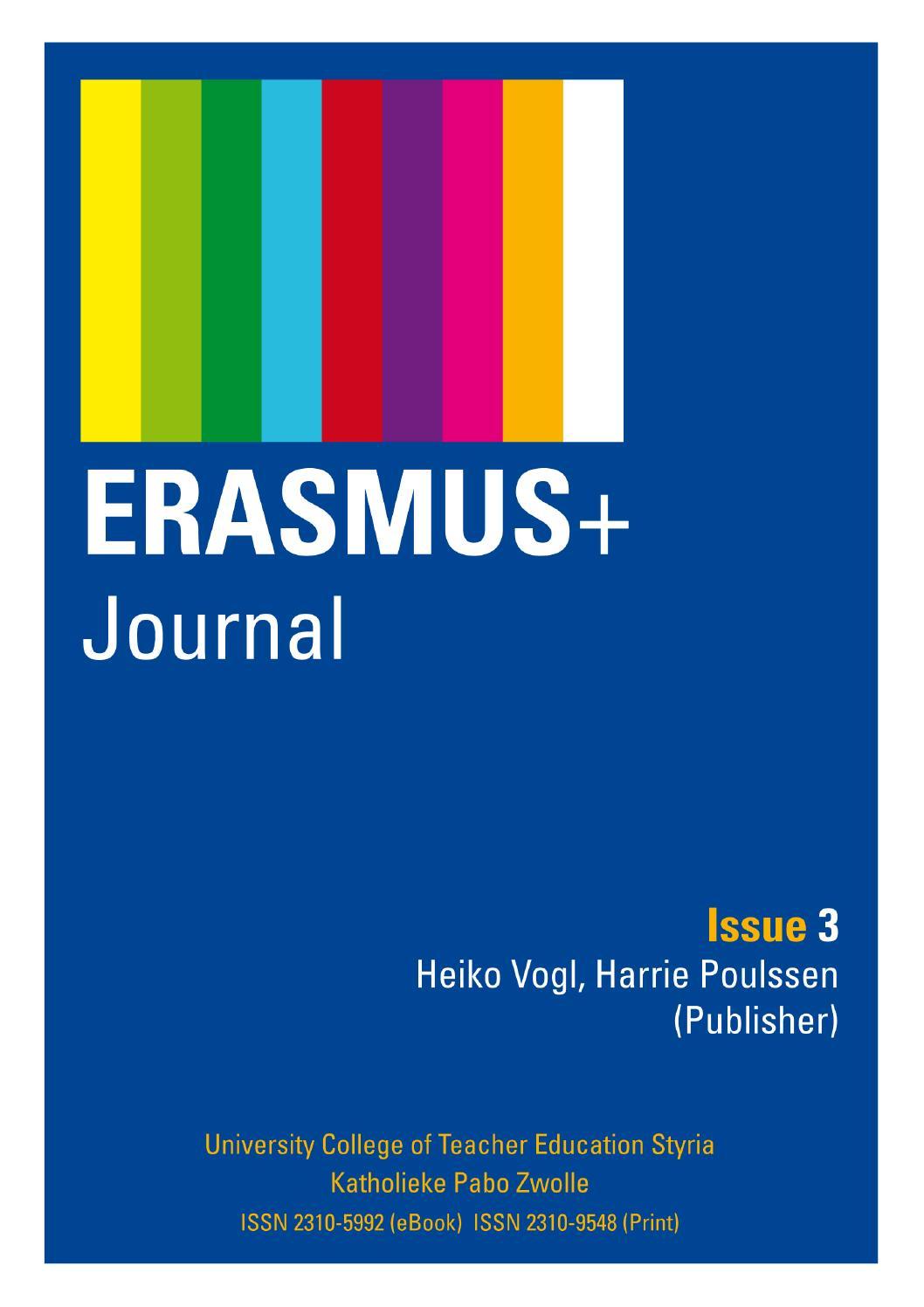 Erasmus journal issue 3 by heiko vogl issuu fandeluxe Choice Image