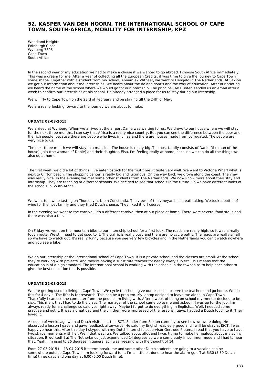 Erasmus+ Journal Issue 3 by Heiko Vogl - issuu