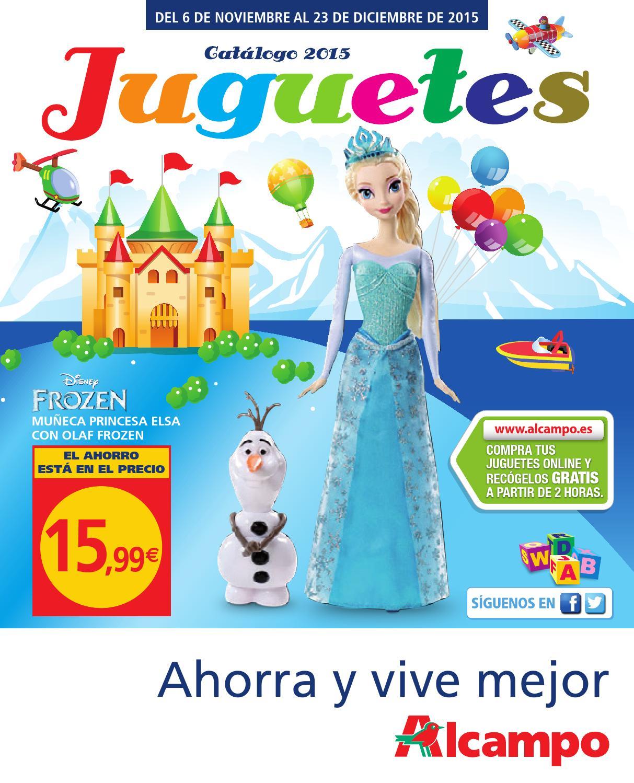Catalogo Juguetes Alcampo By Misfolletoscom Misfolletoscom Issuu