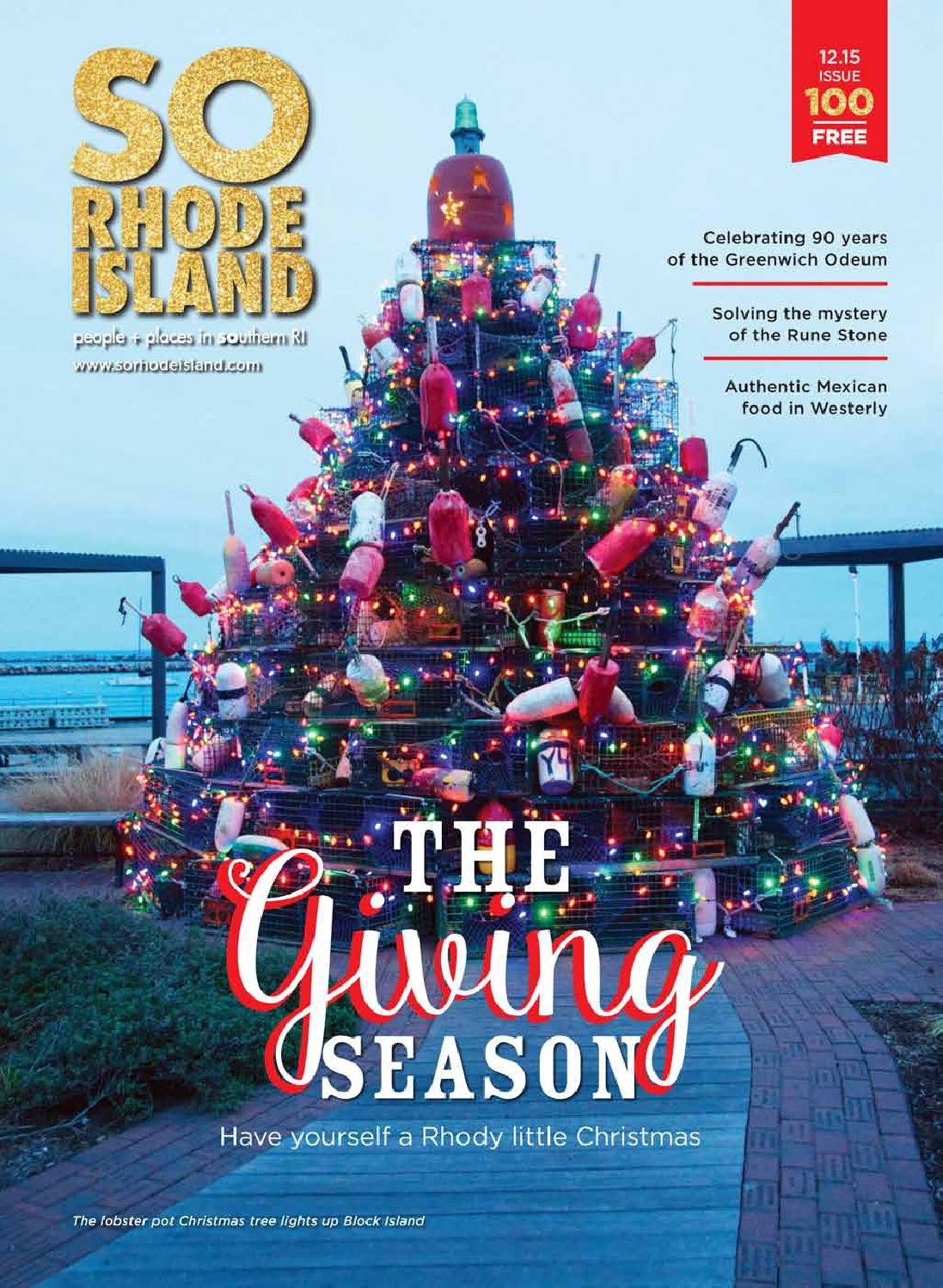 SO Rhode Island December 2015 by Providence Media issuu