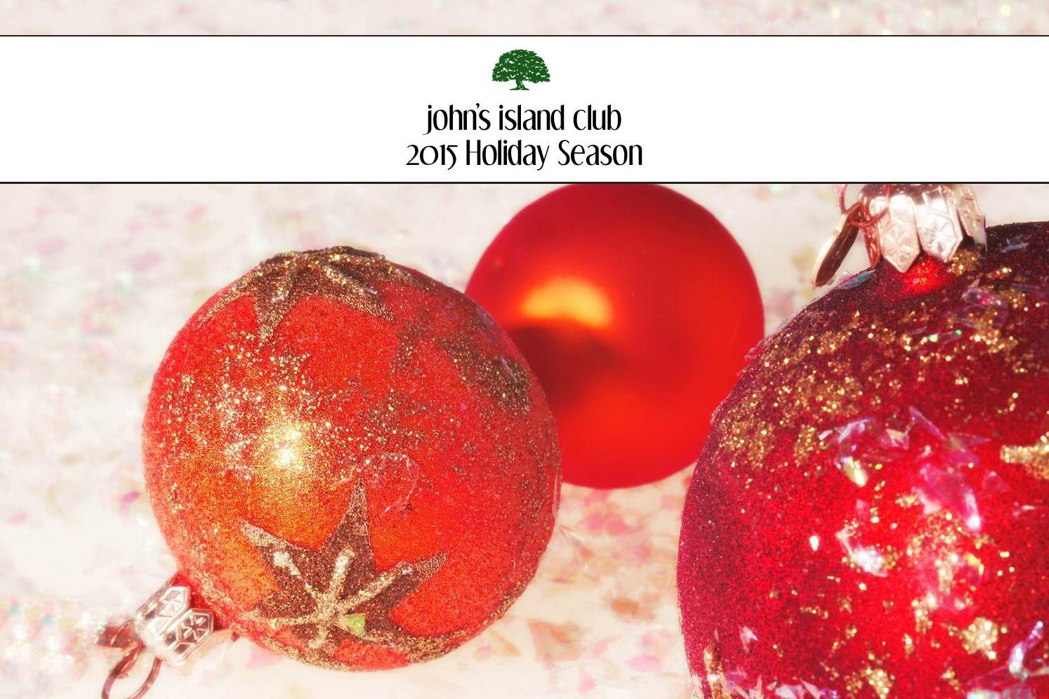 Johns Island Christmas Lights