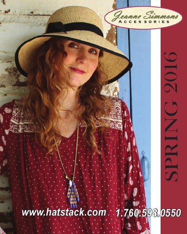 8e62a500ee9 Jeanne Simmons Accessories-Spring 2016 Catalog by Jeanne Simmons ...