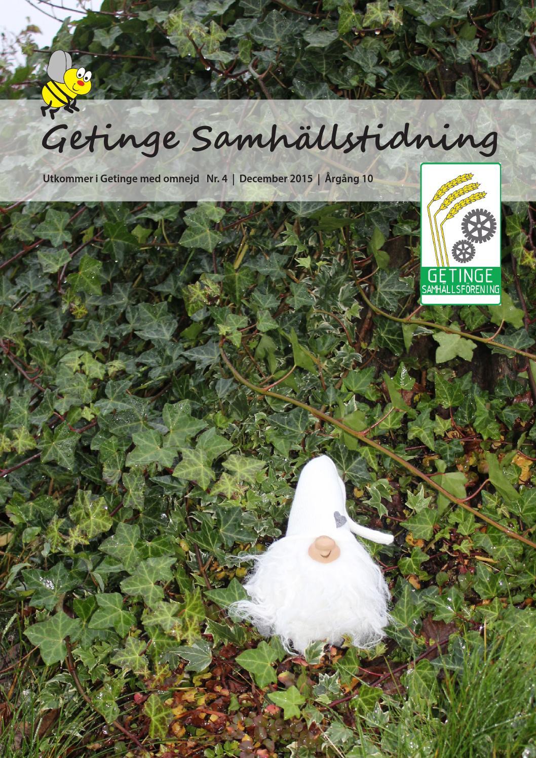 Getinge Samhllstidning september, 2014 by Getinge - Issuu
