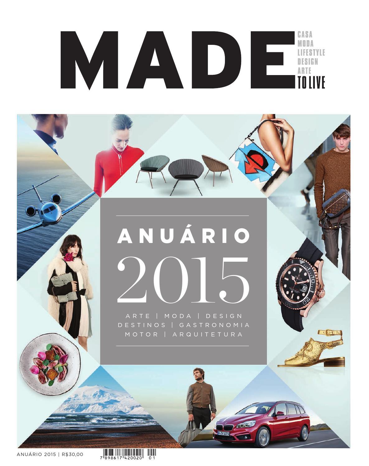 61bd6800e Anuário 2015 by Naiche - issuu