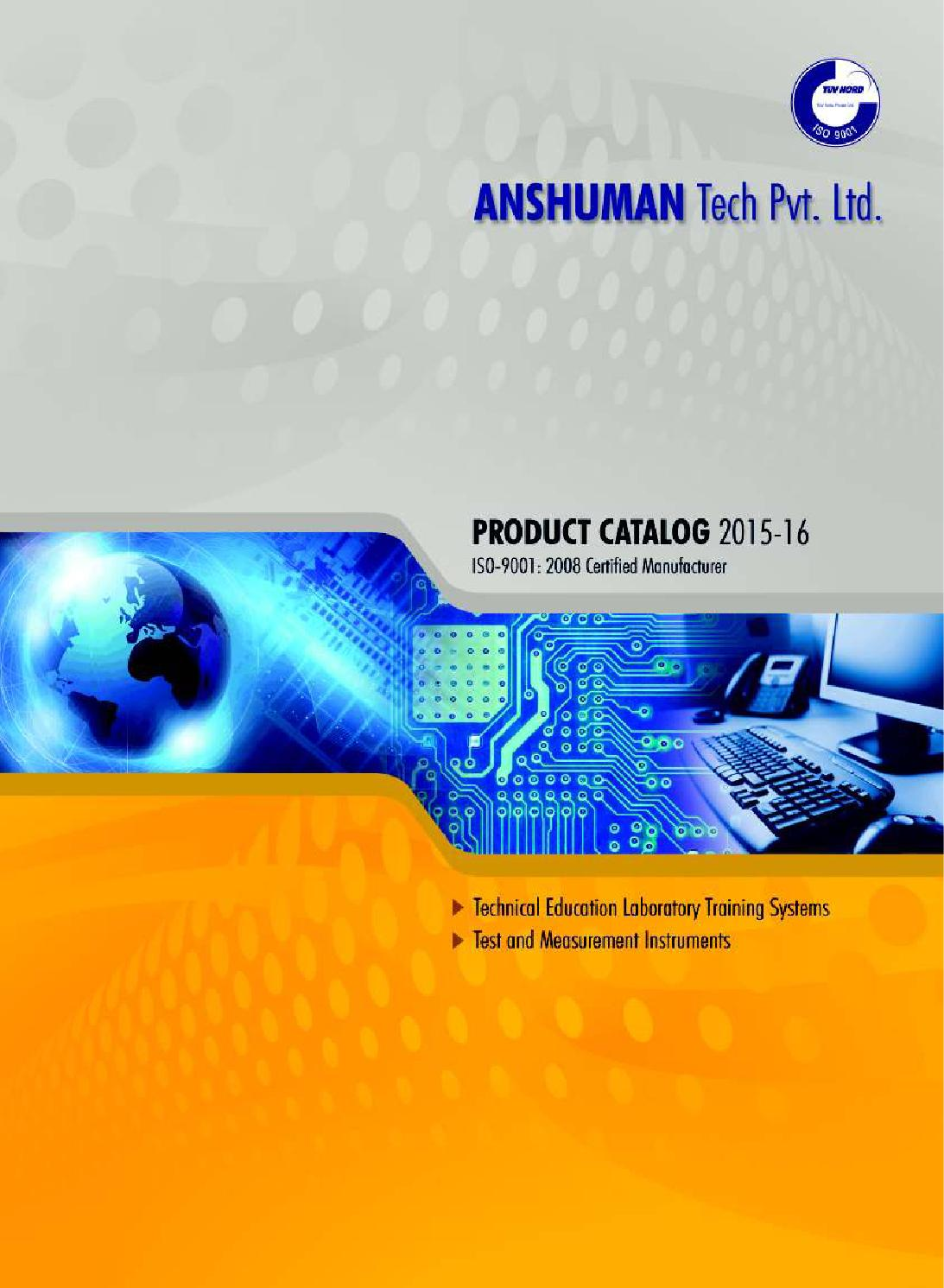 Catlog 2015 2016 Pdf File By Ravi Velnati Issuu Mp3 Player Circuit Diagram 5 Free Electronic Circuits 8085