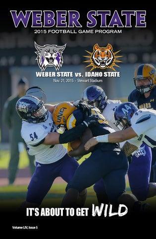 Weber State Football 2015