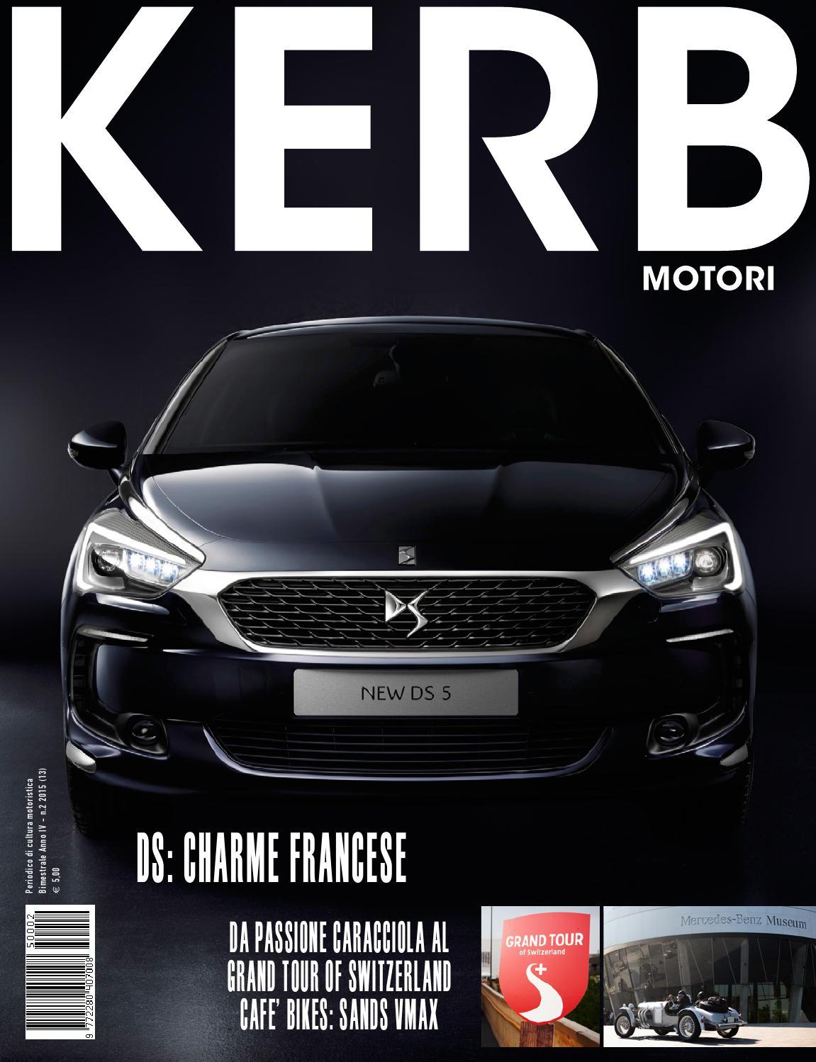 Kerb Motori N 2 2015 13 By Kerb Motori Issuu