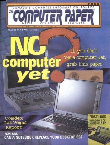 0536cced860c6b 1997 01 The Computer Paper - Ontario Edition by The Computer Paper ...