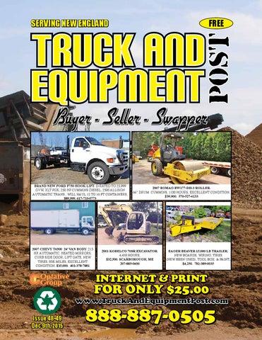 Truck equipment post 48 49 2015 by 1ClickAway - issuu